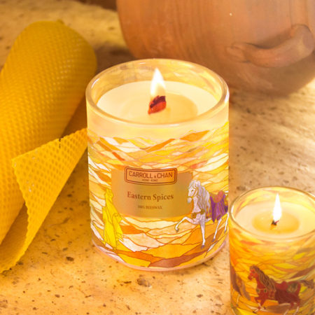 Eastern Spices Jar Candle